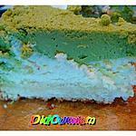recette cheesecake au chocolat blanc & thé Matcha