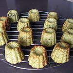 recette Cannelés au brocolis