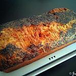 recette Cake chorizo poivron