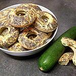 recette Donuts moelleux au saumon et à la courgette