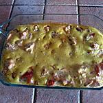 recette Clafoutis de saumon frais à la provençale