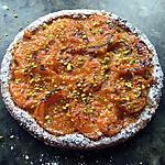recette Tarte fine aux abricots