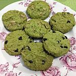 recette Cookies croustillants pistache