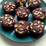 recette petit fondant chocolat coeur caramel beurre salé