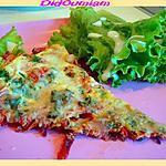 recette Omelette à la piperade