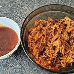 recette Pulled pork ou effiloché de porc