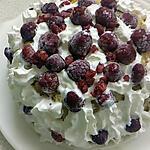 recette charlotte mousse mascarpone et framboises