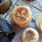 recette Muffins anglais au levain