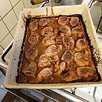 recette Filet mignon aux 2 fruits