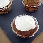 recette Carrot cake façon Cupcake