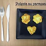 recette Polenta au parmesan