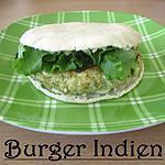 recette Burger Indien