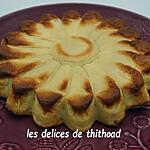 recette clafoutis léger aux pommes