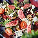 recette Salade d'automne .