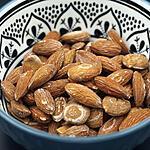 recette amandes salées au paprika fumé