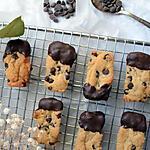recette Cookies lingots