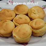 recette mini muffins à l'anis vert