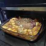 recette rôti de boeuf surprise