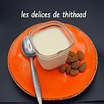 recette yaourts aromatisés à l'amande