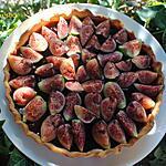 recette Tarte aux figues et aux fruits rouges .