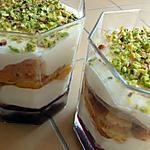 recette Tiramisu aux cerises