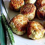recette Boulettes de fromage