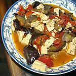recette Ratatouille au tofu