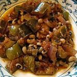 recette Ragoût créole de haricots doliques et légumes