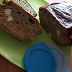 recette ***Green fish cake***