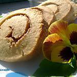 recette ~Biscuits brioche à la cannelle~