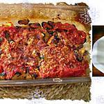 recette poisson gratiné à la tomate