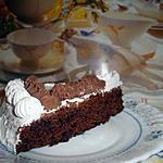 recette gateau au chocolats à la crémé
