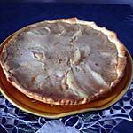 recette Tarte poires /noisettes