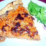 recette Tarte au thon et à la tomate