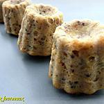 recette Bouchées apéritives au thon & à la moutarde à l'ancienne