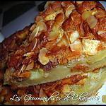 recette Fondant aux pommes