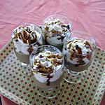 recette liégeois glacé café banane