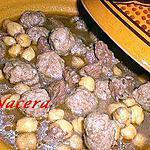 recette m'touem algerien