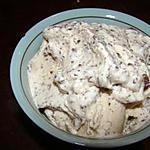 recette Glace à la menthe et au chocolat