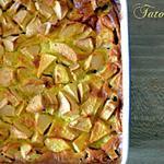 recette Tatouya (Clafoutis aux Pommes)