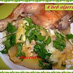 recette k'beb algerien