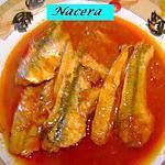 recette sardine en sauce (excellente et de saison)