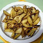 recette PS de terre sautées aux épices