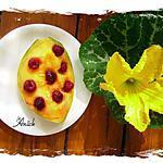 recette melon -framboises au vin doux naturel