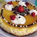 recette Cheesecake au citron et lemon curd