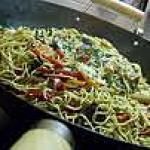 recette Nouilles chinoises
