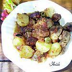 recette sauté de veau à la catalane