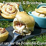 recette Ooo Brioches & Escargots Comtois ooO