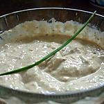 Crème de sardines pimentée