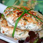 recette Médaillons de poulet au gingembre et citron vert